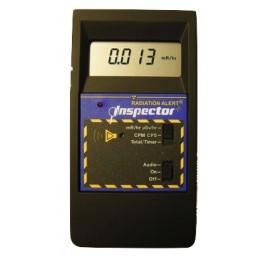 ► Radiamètre inspector + ► ondes ionisantes