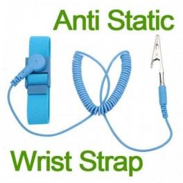 ► Bracelet anti-statiques