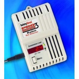 ► Radon Gas Detector ► protection Gaz Radon