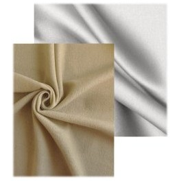 ► Tissu anti onde  RF ► coton argent