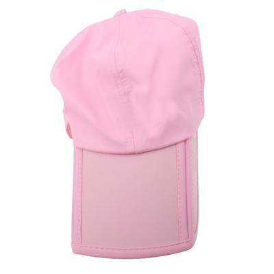 casquette anti ondes rose