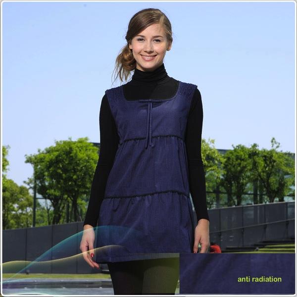 Vêtement anti-onde électromagnétique